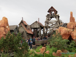 Big Thunder Mountain - Disneyland Paris (08/09/2017)