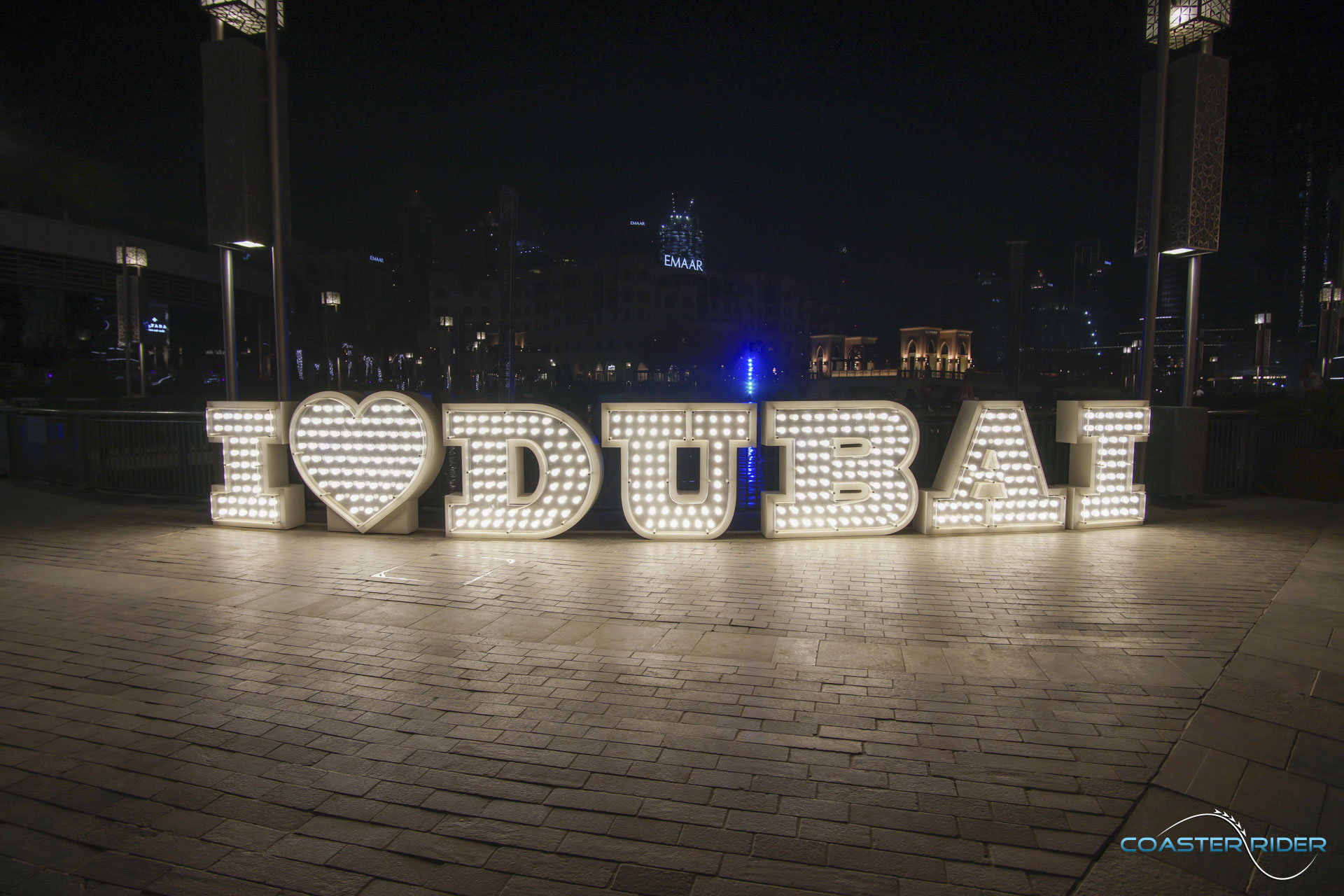 Mega City Report: Dubaï (11/05/2018 au 17/05/2018)