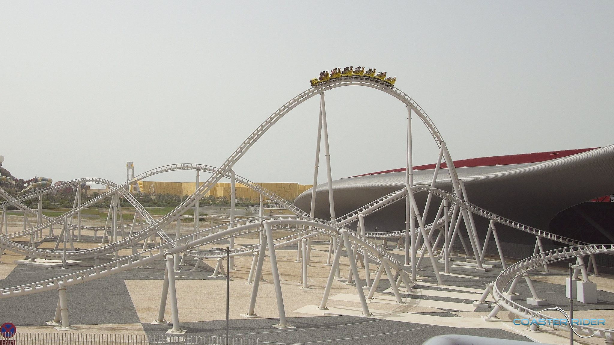 Ferrari World Abu Dhabi (14/05/2018)