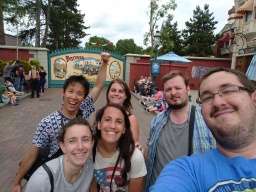 Disneyland Paris (31/05/2018)