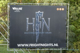 Halloween Fright Nights 2018 - Walibi Holland (13/10/2018)