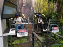 Une attraction Jurassic World en VR.